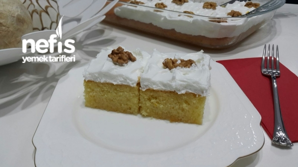 Portakal Kokulu Revani. ( Pasta.gibi )