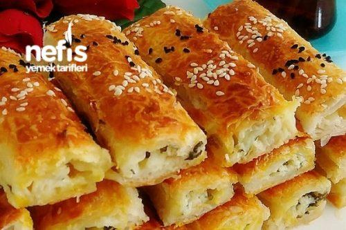 Baklavalık Yufkadan Börek Tarifleri Videosu