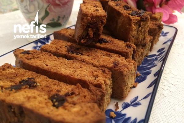 Biscotti (Selanik Gevreği) Tarifi