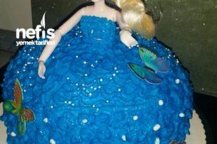 Elsa Pastası Doğumgünü Pastası Tarifi