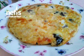 Zeytinli Peynirli Bebek Kahvaltısı Tarifi
