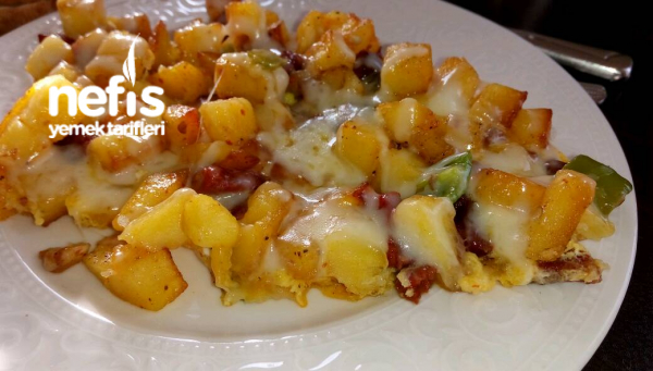 Kahvaltiya Patates
