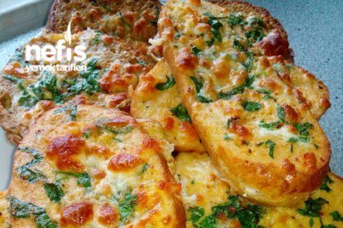 Fırında Kahvaltılık Yumurtalı Ekmek 75