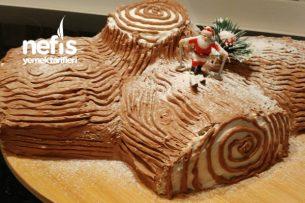 Kütük (Odun) Pasta Tarifi
