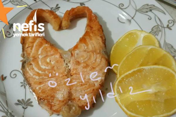Fırında somon Balığı (Norveç)