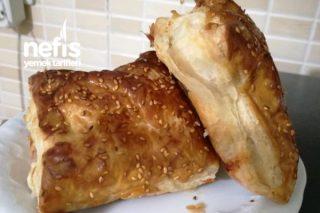 Şipşak Milföy Böreğim Tarifi