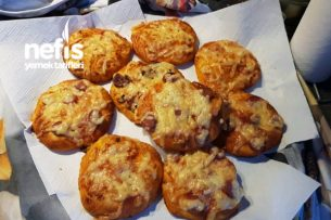 Ev Yapımı Pizza Tarifi