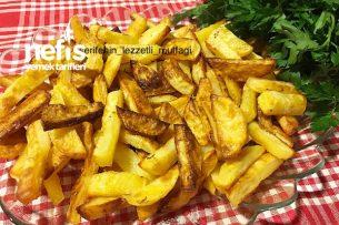 Fırında Tereyağlı Patates Tarifi