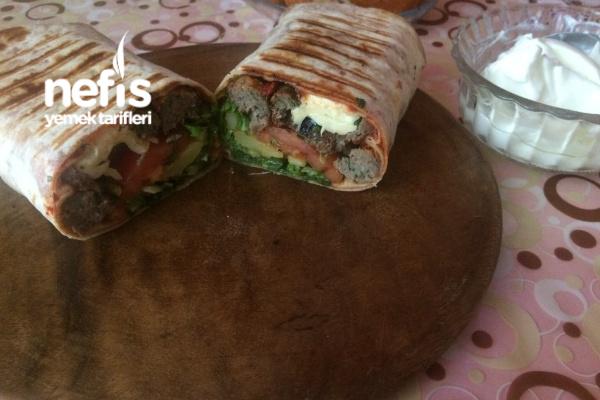 Tortillalı Wrap Tarifi