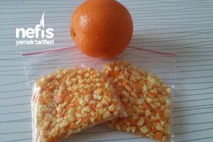 Yazın Portakal Kokulu Kekler İçin Tarifi
