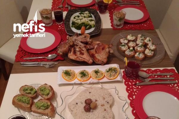 Yeni Yıl Yemeği Tarifi