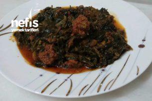Ispanak Yemeği (Sade Yemek İsteyenlere) Tarifi