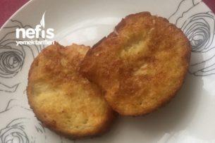 Mini Yumurtalı Ekmek Tarifi