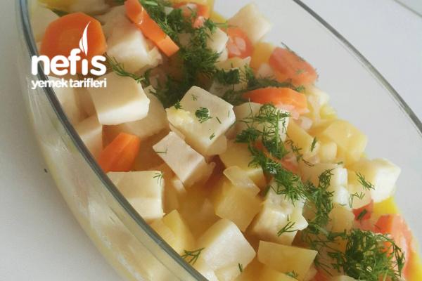 Portakallı Kereviz Yemeği Tarifi