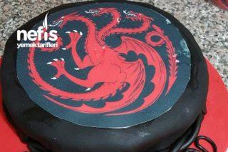 Game Of Thrones Targaryen Pastası Tarifi