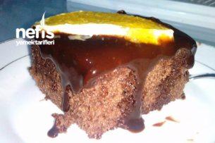 Portakal Suyu İle Ağlayan Kek (Tadı Enfes Herkesten Tam Not Aldı) Tarifi