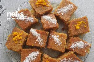 Portakallı Revani Hemde Yağsız Tarifi