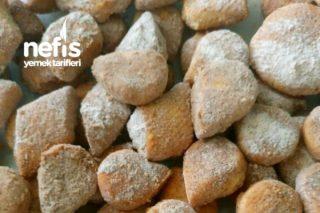 Tarçınlı Pudra Şekerli Kurabiye Tarifi