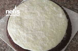 Tart Kalıbı İçin Tam Ölçülü Kek Tarifi