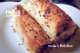 Ispanak Ve Patatesli Kol Böreği Tarifi