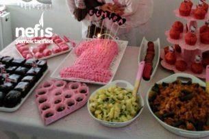 Prenses Kızımın 1 Yaş Doğum Günü Tarifi
