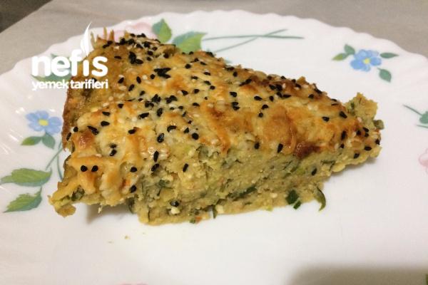 Diyet Karatay Böreği (Unsuz Bol Proteinli) Tarifi