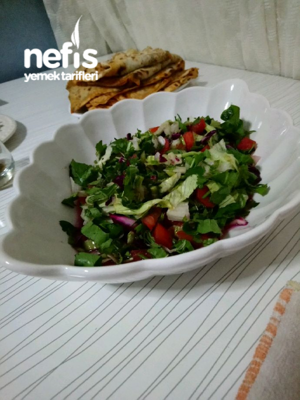 Diyet Mevsim Salata