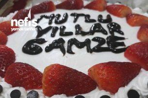 Doğum Günü Pastası 2 Tarifi