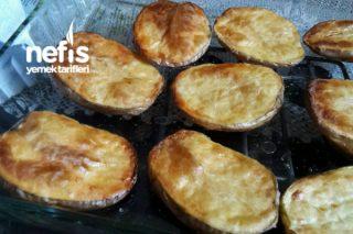 Fırında Nefis Patates (Odun Ateşinde Pişmiş Gibi) Tarifi