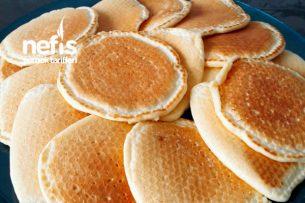 Glutensiz Yumuşacık Tuzlu Pankek Tarifi