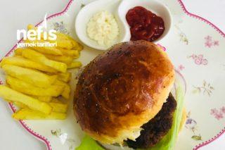 Hamburger Menümüz Tarifi
