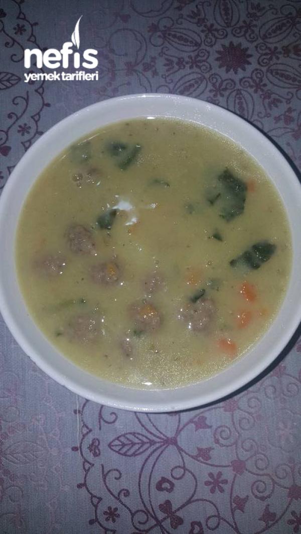 Süleymaniye Çorbası