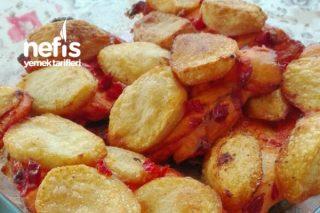 Fırında Patatesli Tavuk Göğsü Tarifi