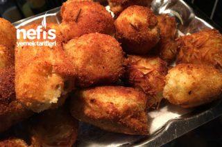 Patates Topları Kızartması Tarifi