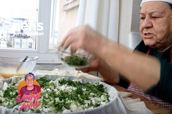 Sodalı Börek Tarifi (Videolu)