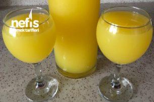 3 Portakal 1 Limon 1 Havuç Ve Enfes Bir İçecek Tarifi