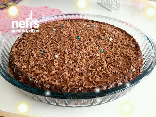 Bol Çikolatalı Tart Pasta (çok Pratik)