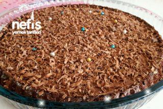 Bol Çikolatalı Tart Pasta (Çok Pratik) Tarifi
