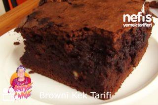 Brownie Kek (Videolu) Tarifi