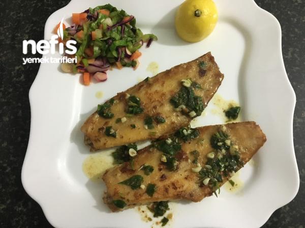 Dil Balığı( Özel Sosuyla)