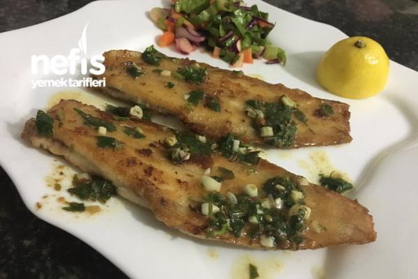 Dil Balığı (Özel Sosuyla) Tarifi