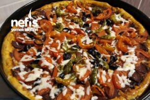 Enfes Pizzam Tarifi