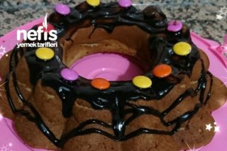 Işıltılı Çikolatalı Kekim Tarifi
