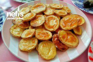 Kuzine Tadında Muhteşem Fırın Patates Tarifi