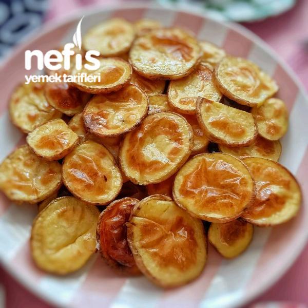 Kuzine Tadında Muhteşem Fırın Patates