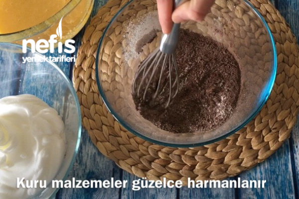 Narlı Hafif Pasta (Videolu)