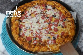 Nefis Kenar Pizza Tarifi