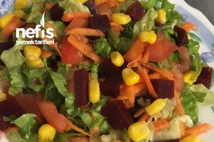 Pancarlı Salata Tarifi