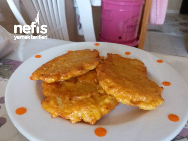 Patates Mücver
