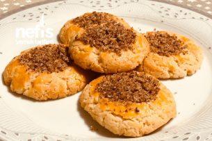 Şekerli Bademli Pasta Tarifi